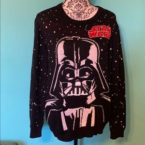 FINAL $$ Star Wars Darth Vader BREATH Ugly Sweater